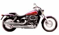 HONDA SHADOW SLASHER 750