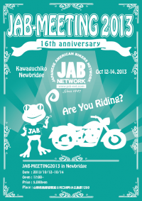 JAB-MEETING 2013